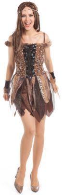 Steinzeit-Lady