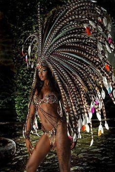 When we go to Carnival next year. Model: Soowan Bramble Harts 2014 Trinidad and Tobago Carnival Beautiful costumes Carnival Girl, Brazil Carnival, Carnival Outfits, Trinidad Carnival, Caribbean Carnival Costumes, Costume Ethnique, Soca Music, Samba Costume, Carnival Festival