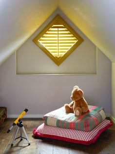 When sourced from a specialist, shutters can really add style to your home. Interior shutters can come in all shapes, sizes and colors, which can add a unique twist to your windows. Kitchen Shutters, Wooden Window Shutters, Interior Window Shutters, Diy Shutters, Bedroom Shutters, Shutter Designs, Baby Room Neutral, Rustic Room, Wood Interiors