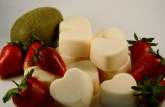 Soy Wax Melts Soy Wax Tarts Strawberry Kiwi Scented Wax Melts/Tarts | blackberrythyme - Candles on ArtFire