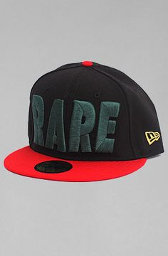 RARE New Era Fitted Cap  $75.00