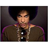 Get This Special Offer #6: Prince Casual Close Up Glam with Beautiful Eyes with Purple Hue 8 x 10 inch photo