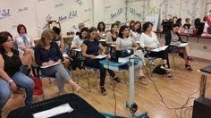 Taller de #Sensualidad y #Feminidad de #Alqvimia en nuestras instalaciones, Novabel Alicante.