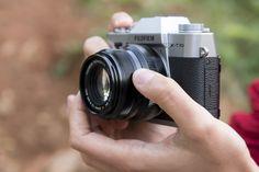 Fujinon XF 35mm f/2 R WR with Fujifilm X-T10