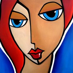 Mama Said Painting by Tom Fedro - Fidostudio