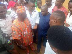 #NsitAtaiPDPWardTour: Mark of Politics visits Nsit Atai Ward 14 &  5