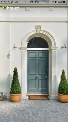 19 Ideas for front door colors farrow and ball pigeon
