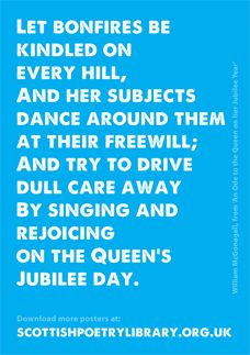 An Ode to the Queen. Scottish Poetry Library