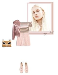 """""""The way she wears it"""" by fashion-and-beauty-miracles ❤ liked on Polyvore featuring Miss Selfridge, H&M, Attilio Giusti Leombruni, NLY Trend and Betsey Johnson"""