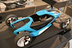 The Royal College of Art Vehicle Design program recently held an exhibition at…
