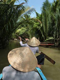Mekong Delta ~ Vietnam