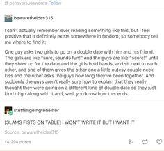 SOMEONE PLEASE WRITE THIS