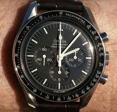 OMEGA Speedmaster Pro Moonwatch In Stainless Steel Circa 2000s - http://omegaforums.net