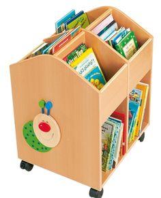 Bibliothèque mobile Habba®