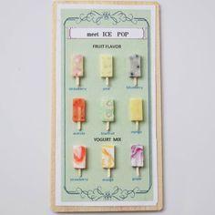miniature 1/12 過去作品 種類は色々ご用意してます♪ 個人的にヨーグルトmixがオススメです(*´ω`*) #meetminiature #miniature #dollhouse #ミニチュア #ドールハウス#シルバニア#シルバニアファミリー#アイス #ice#ミニチュアフード#miniaturefood#ミニチュアスイーツ#スイーツ#デザート#desert#sweets