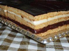 Junk Food, Lchf, Hungarian Recipes, Snacks, Tiramisu, Food To Make, Cheesecake, Deserts, Dessert Recipes