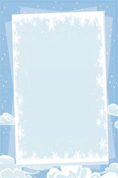 Paper Background Design, Snowflake Background, Cute Patterns Wallpaper, Of Wallpaper, Blue Wallpapers, Blue Backgrounds, Wattpad Background, Foto Fantasy, Watercolor Art Face