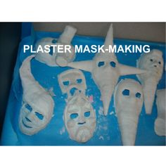 Plaster Mask Making