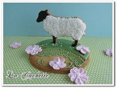Sheep!! by la-cachette, via Flickr