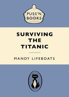 Mandy Lifeboats - Czar Catstick, BigFatArts.com