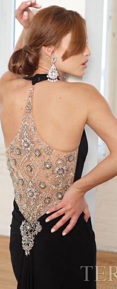 Bejeweled and embellished/karen cox....  ♥ gorgeous back