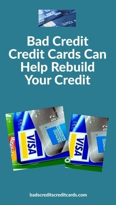 Bad Credit Credit Cards Can Help Rebuild Your Credit. It is so important to know how to get a credit card if you have been struggling financially for any length of time. If you are in debt to the credit card company or if you have poor credit then you may not even be able to get a job. With so many credit cards to choose from on the market today you may find that you cannot make a decision and you will end up taking the first card that comes your way. Credit Card Apr, Bad Credit Credit Cards, Credit Card Transfer, Paying Off Credit Cards, Rewards Credit Cards, Best Credit Cards, Free Credit, Credit Card Offers, Premier Credit