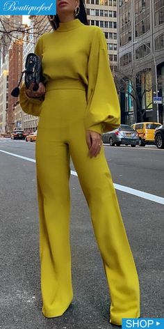 Ericdress Fashion Plain Full Length Slim Jumpsuit Fashion girls, party dresses long dress for short Women, casual summer outfit ideas, party dresses Fashion Trends, Latest Fashion # Classy Outfits, Chic Outfits, Classy Casual, Casual Wear, Look Fashion, Womens Fashion, Fashion Trends, Latest Fashion, Fashion Styles