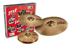 Paiste PST 5 Cymbal Rock Set Only Setup 14-inch/16-inch/20-inch by Paiste. $329.40. Paiste Sound Technology-the fusion of Paiste's Swiss cymbal sound know-how with German hi-technology manufacture, PST cymbals represent a breakthrough combination of quality and value, and convince with superior sound and appearance.. Save 43% Off!