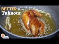 Chinese Fried Chicken, Half Chicken, How To Cook Chicken, Chicken Cutlet Recipes, Chicken Cutlets, Chinese New Year Food, Garlic Butter Chicken, Southern Recipes, Tasty Dishes