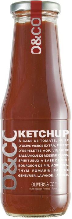best looking Ketchup bottle I've seen yet. | O & Co.