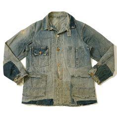 Chinstrap Chore Jacket