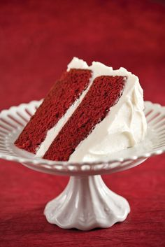 Southern Comfort Red Velvet Cake #Recipe from The Boozy Baker