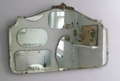 Working on collecting vintage mirrors.