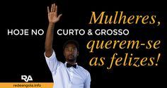 A opinião de Nástio Masquito. http://www.redeangola.info/multimedia/mulheres-querem-se-as-felizes-por-nastio-mosquito/