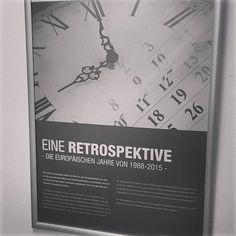 Gleich ist es soweit. Unsere Ausstellung zu den EU-Jahren wird gleich im SBZ T'winkelhus in #Toitenwinkel eröffnet. ....und es gibt lecker Kaffee & Kuchen  #EIZRostock #europa #rostock #ausstellung