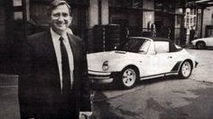 Throttle Back Thursday Porsche CEO Peter Shutzs unlikely road to the top