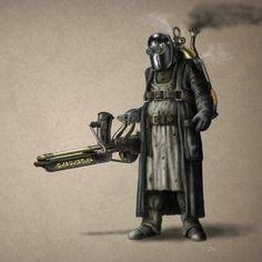 The Blacksmith by Bedeekin