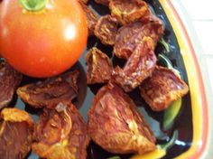 Sun-Dried Tomatoes In The Oven! Sun-Dried Tomatoes Recipe - Food.com