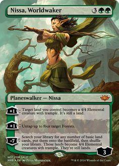 nissa worldwaker