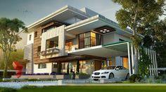 Latest Bungalow House Design In Nigeria