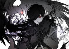 Jackdaw ✟ from Herowarz. my favorite character in the game after B.