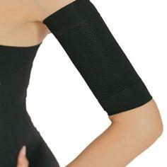 64ac9710ec 1 Pair Massager Body-sculpting Pressure Arm Cuff Belt Massage Tighten Arm  Posture Support Health