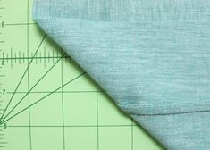 """Tutorial on how to make French Seams by Nancy Zieman of the PBS show, """"Sewing with Nancy"""""""