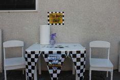 Monster Truck Birthday Party Ideas | Photo 32 of 37 | Catch My Party