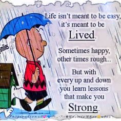 Discover recipes, home ideas, style inspiration and other ideas to try. Rainy Morning Quotes, Good Morning Rainy Day, Funny Morning, Strong Quotes, Positive Quotes, Motivational Quotes, Inspirational Quotes, Motivational Thoughts, Charlie Brown Quotes