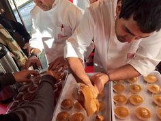 El tranvía culinario «Peru Feeds Your Soul» es todo un éxito en Milán     chefs degustaciones tranvia