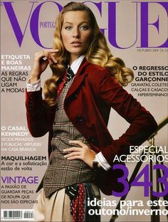Vogue Portugal - Outubro 2004