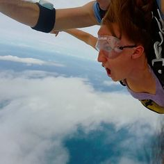 Day 21: The face of pure terror and joy all mixed into one. My first time ever skydiving and I did it in Mission Beach of the Great Barrier Reef! Couldn't have asked for a better jump. #missionbeach #skydive #adventure #faceyourfears #adrenaline #australia #greatbarrierreef #ausfeels #wanderlust #discoverqueensland #eastcoast #roadtrip #skydivemissionbeach #funny #face #2016 #summervibes by redvelvettogo http://ift.tt/1UokkV2