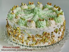 Torte Cake, Sweet Life, Food And Drink, Cakes, Recipies, Dolce Vita, Cake Makers, Mudpie, Cake