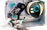 Carga de papel en la impresora Toshiba B-SX4T